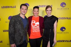 Sara Ramirez and Darby Stanchfield Talk the Teen Anti-Bullying Movie Loserville