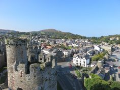 Conwy, Wales.