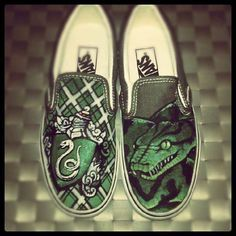 Slytherin VANS