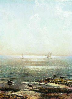 Seascape Artist:Nikolay Nikanorovich Dubovskoy Country of Origin:Russia Date…