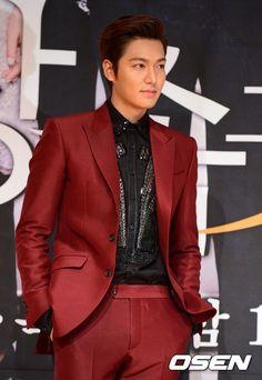 "LEE MIN HO as Kim Tan ♡ #Kdrama - ""HEIRS"" / ""THE INHERITORS"" PRESS CONFERENCE"