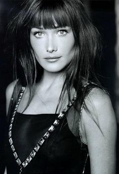 Carla Bruni - is an Italian-French songwriter, singer, actress, and former model. She has been married to Nicolas Sarkozy, the former President of the French Republic, since February 2008. Carla  was born in Turin, Italy, and is heiress to the fortune created by the Italian tyre manufacturing company CEAT, founded in the 1920s by her grandfather Virginio Bruni Tedeschi. The company was sold in the 1970s to Pirelli.