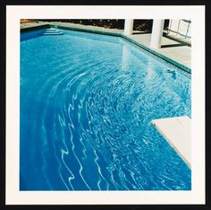 Pool #9 by Edward Ruscha, 1968/1997
