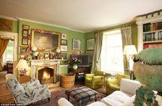 Trematon Castle-Isabel and Julian Bannerman-Cornish Coast-Christopher Simon Sykes