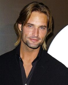 Josh Holloway - Joscelin Verreuill (Described as tall, well-proportioned form, like the statues of the old Hellene athletes. His eyes were a clear blue, the color of a summer sky, and his hair, caught back in a club at the nape of his neck, was the color of a wheatfield at harvest time. Guessing late 20s, early 30s.)