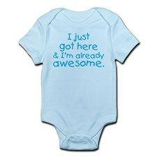 Awesome baby Infant Bodysuit for