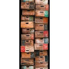 Sisustuspaneeli Popup Boxes 0,35 x 2,5 M - Bauhaus