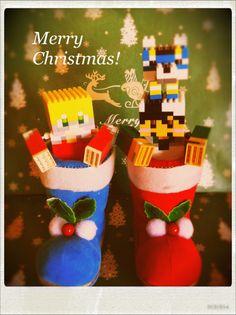 クリスマスのときの写真でした。メリークリスマス!