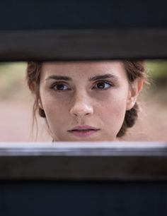 """New still of Emma Watson as 'Lena' in Colonia (2015) """