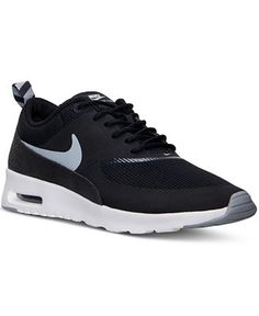 official photos ac4ba 02e80 Nike Women s Air Max Thea Running Sneakers from Finish Line   Reviews -  Finish Line Athletic Sneakers - Shoes - Macy s