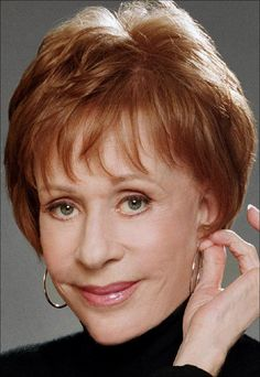 Carol Burnett - In my opinion, the funniest and most talented comedienne of all time.