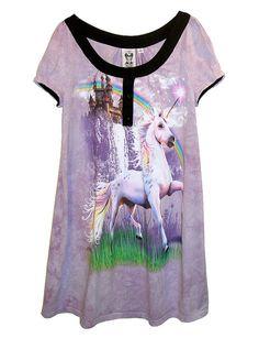 Lovely Unicorn tie dye tunic dress *-* $234.00