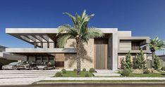 Modern home design – Home Decor Interior Designs Modern Small House Design, Modern Villa Design, Design Your Dream House, Facade Design, Exterior Design, Residential Architecture, Modern Architecture, Ultra Modern Homes, Dream House Exterior