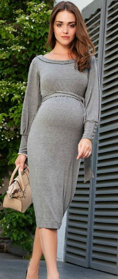 For work :) Maternity Fashion, super cute dresses. Maternity Fashion Dresses, Winter Maternity Outfits, Stylish Maternity, Maternity Wear, Dress Fashion, Pregnancy Fashion Winter, Maternity Clothing, Maternity Style, Pregnancy Looks
