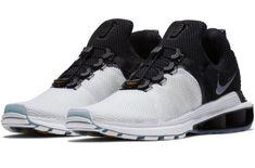 2f7c2333340c Nike Shox Gravity White Black Coming Soon