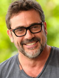 Jeffery Dean Morgan I just adore dimples and beards