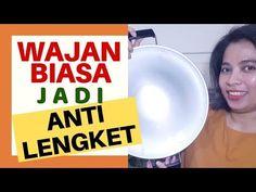 Cara Membuat Wajan Biasa Jadi Anti Lengket - YouTube Helpful Hints, Handy Tips, Mixed Vegetables, Indonesian Food, Food Preparation, Diy Food, Health Remedies, Home Crafts, Life Hacks