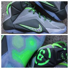 d9c0c45cecd7 New Images of the Nike LeBron 12