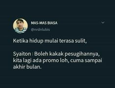 Haha Quotes, Jokes Quotes, Me Quotes, Funny Quotes, Twitter Quotes Funny, Tweet Quotes, Funny Tweets, It's Funny, Quotes Lucu