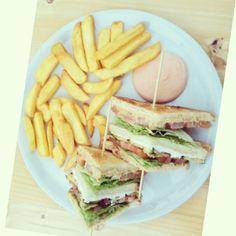 Il miglior #clubsandwich di tutti i tempi. | www.chickenco.it