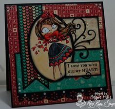 Time for a New Release at Kraftin' Kimmie Stamps!! - Bloglovin