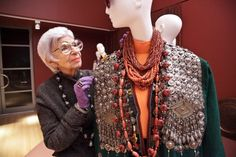 Iris Apfel's Most Iconic Looks - The Daily Beast