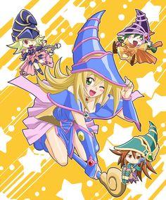 Tags: Yu-Gi-Oh!, Dark Magician Girl, Magician's Valkyria, Yu-Gi-Oh! GX, Yu-Gi-Oh! ZEXAL, Gagaga Girl, Card Ejector, Pixiv Id 2344393