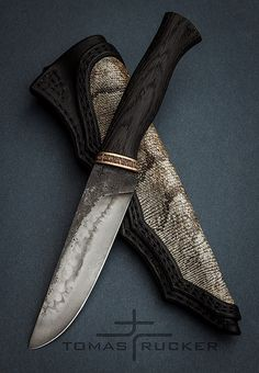 Tomas Rucker Knives | Iguana