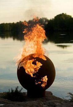 A charcoal briquet?!?