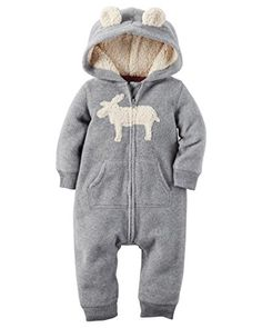 Carter's Baby Boys' Hooded/Eared Romper (Baby) -Grey Moos... https://www.amazon.com/dp/B01JZNE9EU/ref=cm_sw_r_pi_dp_x_5jR1xb7B8BX8P