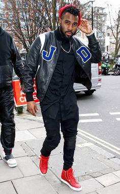 Jason Derulo - Daily Life Fashion Style 2016