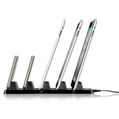 (XtremeMac InCharge X5 Charging Station - Apple Store)