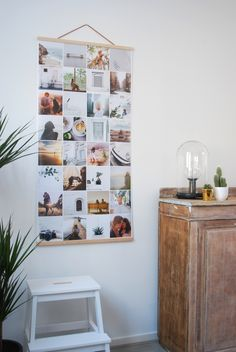 30 Spectacular Polaroid Photo Display Ideas To Fill Your Home With - HomelySmart Diy Bedroom Decor, Diy Home Decor, Wall Decor, Diy Interior, Interior Design Living Room, Photowall Ideas, Polaroid Wall, Polaroids, Foto Poster
