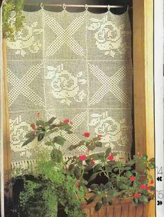 Una linda cortina.