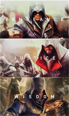 Assassins creed pic. Ezio was the best assassin of them all