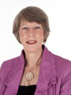 Penny Coggill- chair of Cambridge AWiSE