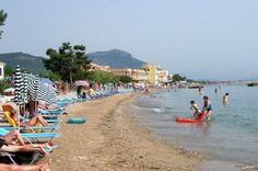 Beach Messonghi - Messoggi Corfu Greece
