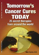 """Tomorrow's Cancer Cures Today  ansema® is now featured in Dr. Allan Spreen's new book, Tomorrow's Cancer Cures Today : 25 Secret Therapies from Around the World -- it is the subject of Chapter 18 (""""The Herbal Salve That Saved an Astronaut"""")"""
