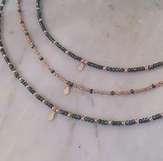 Items similar to Tiny Beads Ch Bead Jewellery, Jewelery, Jewelry Necklaces, Beaded Jewelry Designs, Handmade Beaded Jewelry, Stone Jewelry, Bracelet Crafts, Jewelry Crafts, Diy Beaded Bracelets