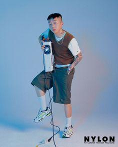 Music X, 90s Aesthetic, Celebs, Celebrities, Ulzzang, Korean Fashion, Rapper, Hip Hop, Punk
