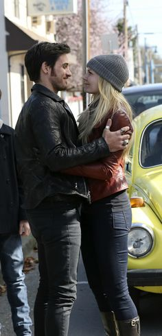 "Emma an Hook - 4 * 20 ""Mother"" #CaptianSwan"