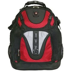 "#Red 15.4"" Maxxum #Notebook #Backpack  Wenger GA-7303-13F00  NEW!"
