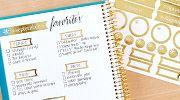 lifeplanner & books