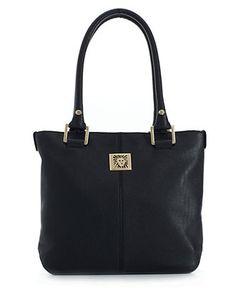 AK Anne Klein Handbag, Perfect Tote, Small - Tote Bags - Handbags & Accessories - Macy's $49.99