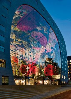 Markthal Rotterdam by MVRDV.: