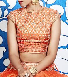 Anita Dongre is known as a pioneer in organic clothing as she was one of the first few designers to introduce environmental friendly fabrics to the Indian fashion industry.