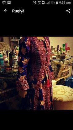 Blue balochi