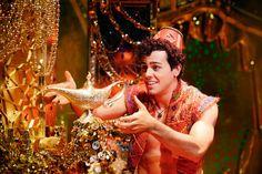 Miles & Piles of Joshua Henry & Cynthia Erivo, Rupert Grint at Harry Potter & Other Magical Hot Shots! Aladdin Broadway, Aladdin Musical, Musical Theatre, Aladdin Magic Carpet, Cynthia Erivo, Theatre Reviews, Rupert Grint, Aladdin And Jasmine, The Little Mermaid