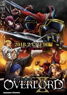 Overlord S2 Episode 11