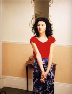 PJ Harvey I just love this hair